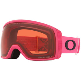 Oakley Flight Tracker XS Schneebrille prizm icon rubine black/prizm snow rose